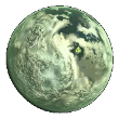 La planète Algoréa