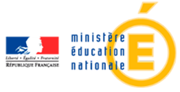 French ministry of education logo