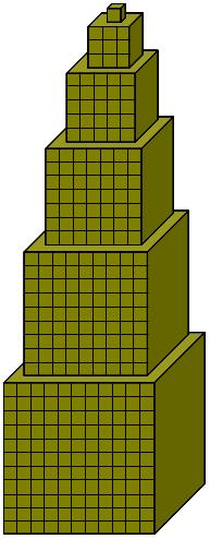 Dessin de la tour